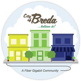 City of Breda, IA Logo